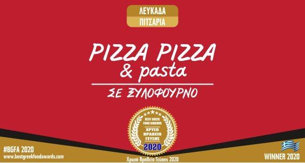PIZZA PIZZA & PASTA