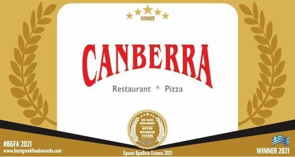 CANBERRA RESTAURANT