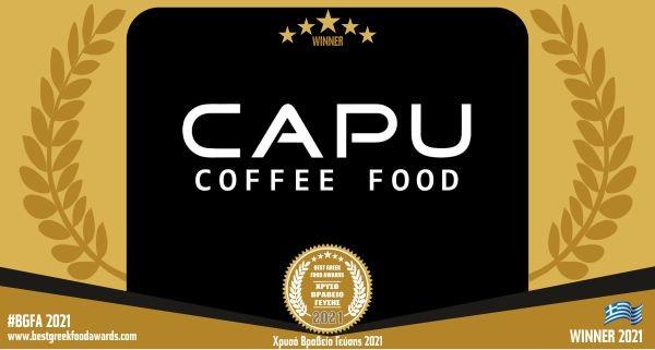 CAPU COFFEE FOOD